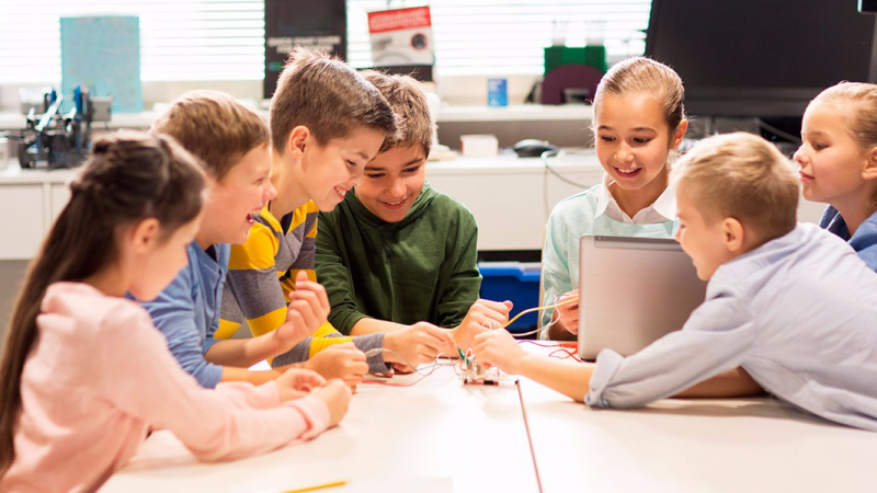 Навчання за допомогою STEM-підходу